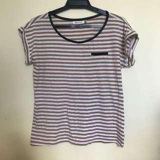 stripy tshirt
