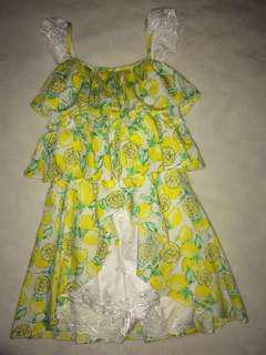 Kids Romper Dress