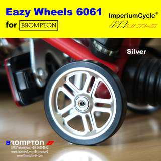 ImperiumCycle 6061T6 Eazy Wheels for Bromptons