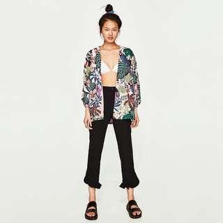Zara Inspired Kimono Cardigan