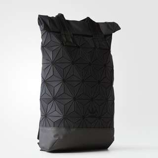 252843af9e (New)Adidas Issey Miyake 3D Roll Top Back Pack