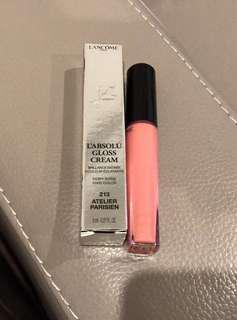 BRAND NEW Lancôme L'Absolu Gloss Cream 213 Atelier Parisien