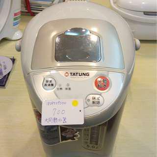 限自取 大同電熱水瓶 TLK-52Y-E【日式二手店 大和堂】
