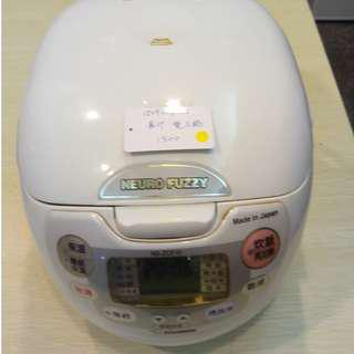 限自取 象印微電腦電子鍋 NS-ZCF10 NS-ZCF10【日式二手店 大和堂】