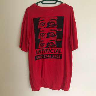 Artificial Graphic T Shirt
