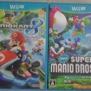Wii U 日版孖寶兄弟及賽車