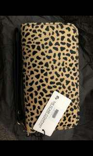 Brand New Palermo leopard Wallet