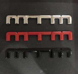 MTM Emblem