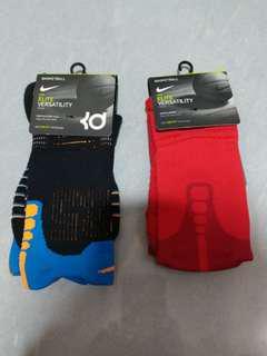 Nike elite versatility kd kevin durant basketball socks 籃球 襪