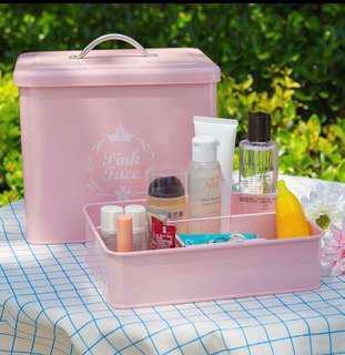 Pink Pink 化妝品收納盒 💢💢最後兩個現貨