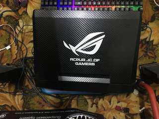 Asus ROG G53SX GTX 460M i7 Gaming