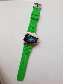 🚚 Kids Watch (Green)