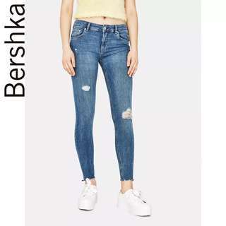 Bershka Push Up Denim Jeans