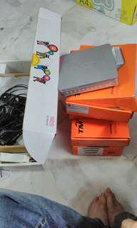 Tm modem,phone,router,cable all.