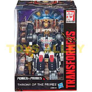 Transformers Power of the Primes Throne of the Primes Optimus Primal