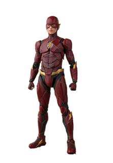 Tamashii Nations S.H. Figuarts Flash Justice League