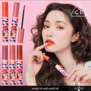 3CE Maison Rambling Rose Velvet Lip Tint
