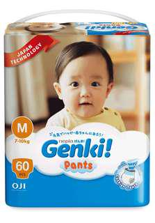Genki pants size M 62pc