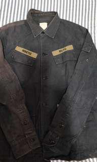 Wtaps x  Honeyee BDU Shirt