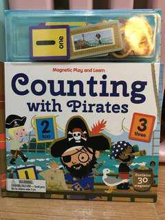 磁貼書 Magnetic story play book