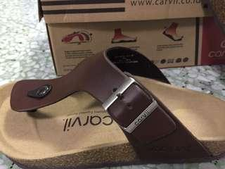 Carvil good quality male sandals