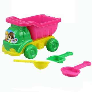 Goodie Bag Truck sand play set