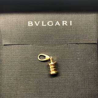 BVLGARI GOLD PENDANT