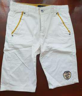 🚚 Boy pants (white)
