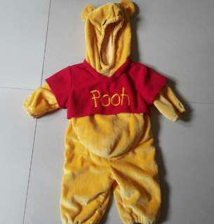 Disney Winnie the Pooh costume 3-6 mths