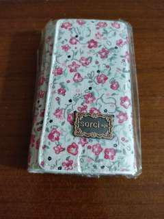 Flower designed key pouch