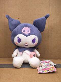 Sanrio K Company Kuromi 毛公仔 688576 464110