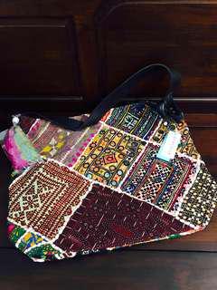 Seafolly Fabric Hand Bag