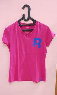 Good deal !! Kaos Reebok pink