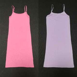 Modal Bodycon dress petticoat