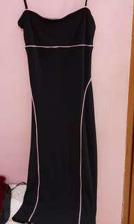 Dress lucu dan elegant free size- bahan strech
