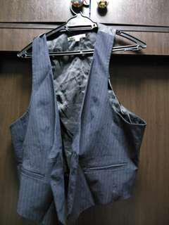 Branded plus size woman vest