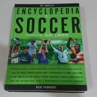 The Complete Encyclopedia of Soccer: Keir Radnedge Book