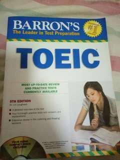 TOEIC Barron's