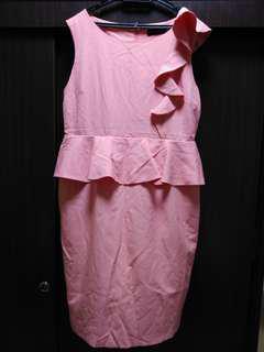Branded plus size woman dress