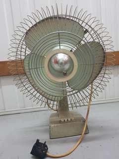 Used old desk fan