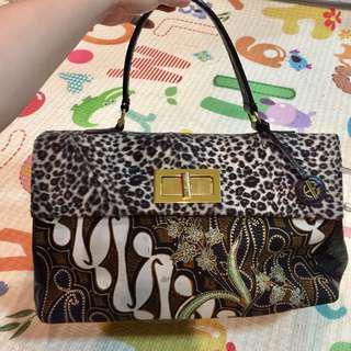 Tas handmade kulit buaya asli