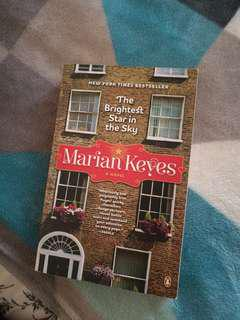 Brightest star in the sky -Marian keyes