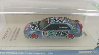 1:64 Honda Civic EG9 JTCC #16