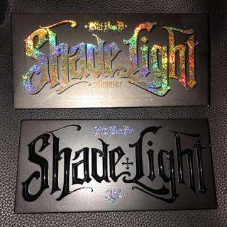 Shade + Light Glimmer Eye Contour Palette