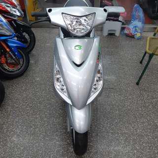 光陽 CANDY 2.0 電動車(綠牌) 新中古車