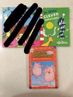 Selling the 2 Children Books above