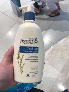 Aveeno Body Lotion for Sensitive Skin
