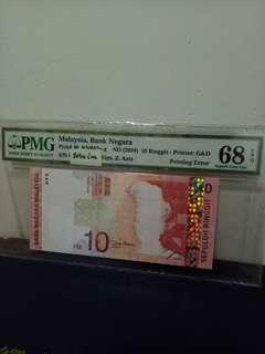 Error notes Malaysia 10ringgit 68高分错题🎫