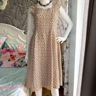 Midi Aline Dress