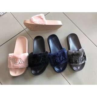 Sandal Bulu Fila
